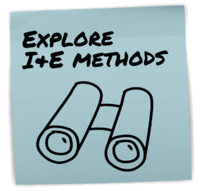 Explore I&E Methods